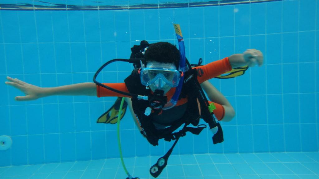 Diving Doha