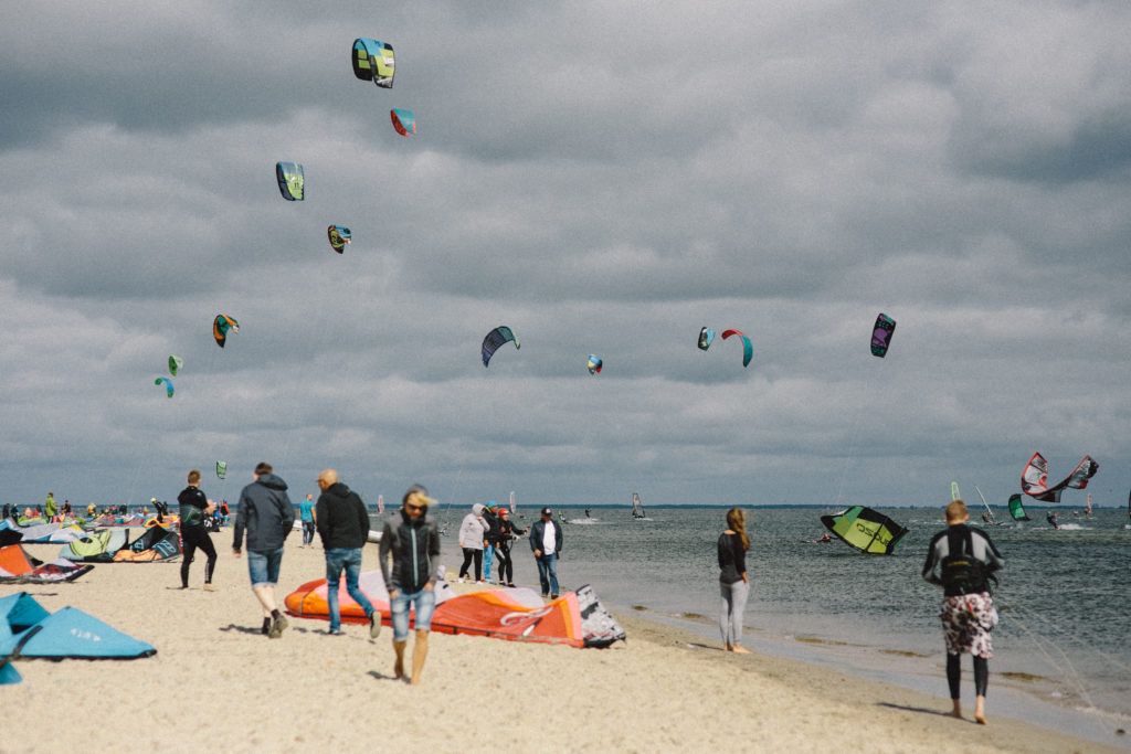 Kite Surf Beach