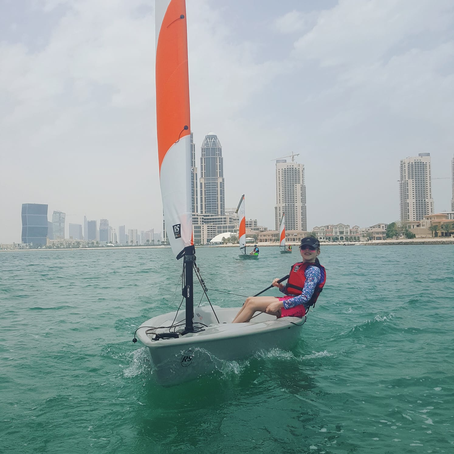 Sailing Doha Camp